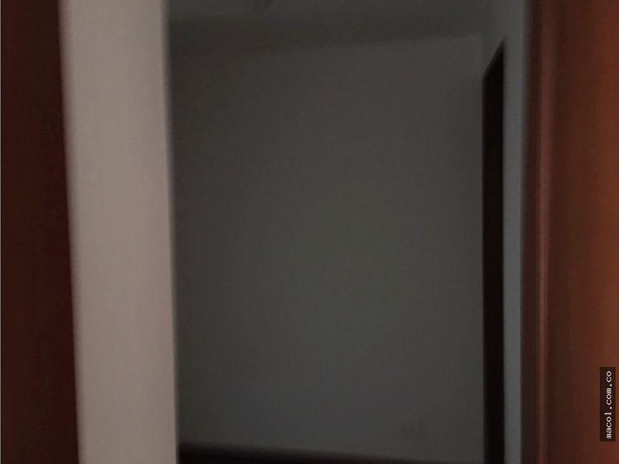 arriendo excelente apartamento en chico