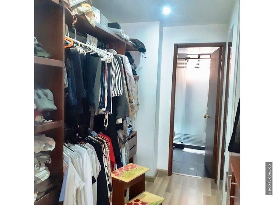 vendo apartamento remodelado en san patricio