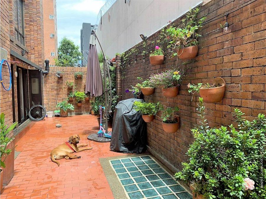vendo apartamento en chico navarra con terraza