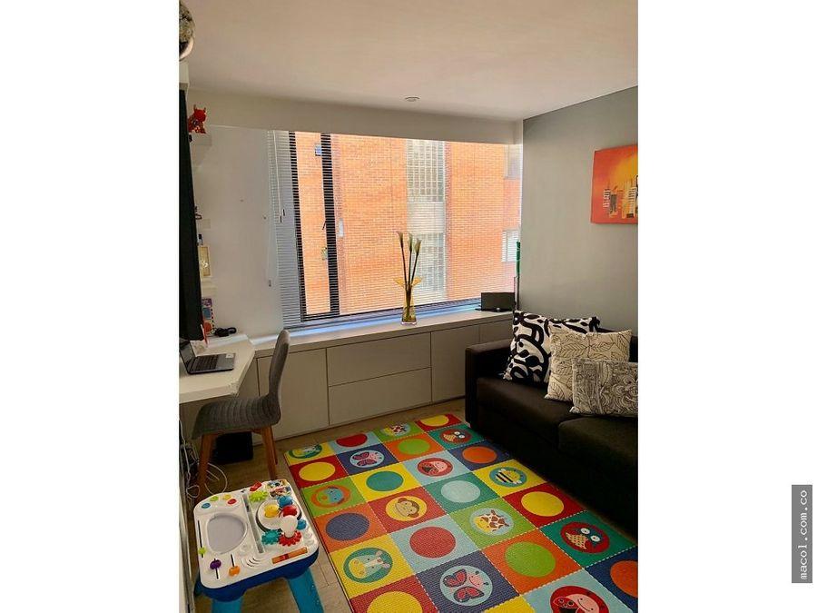 vendo lindo apartamento en chico virrey