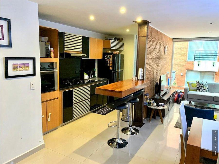vendo apartamento duplex en santa paula