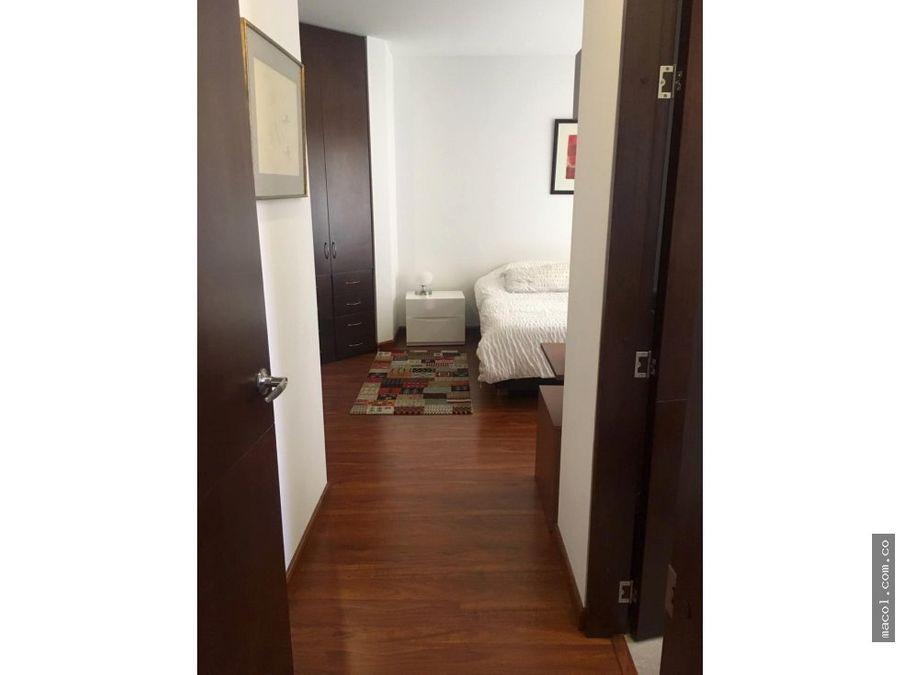 vendo excelente apartamento en san patricio