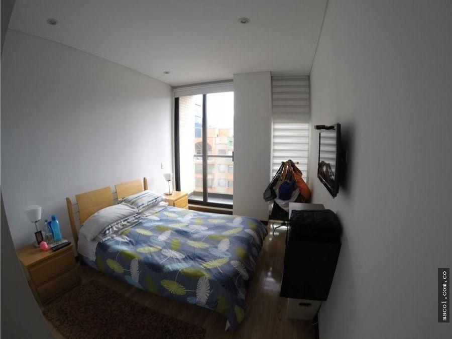 vendo lindo apartamento en san patricio