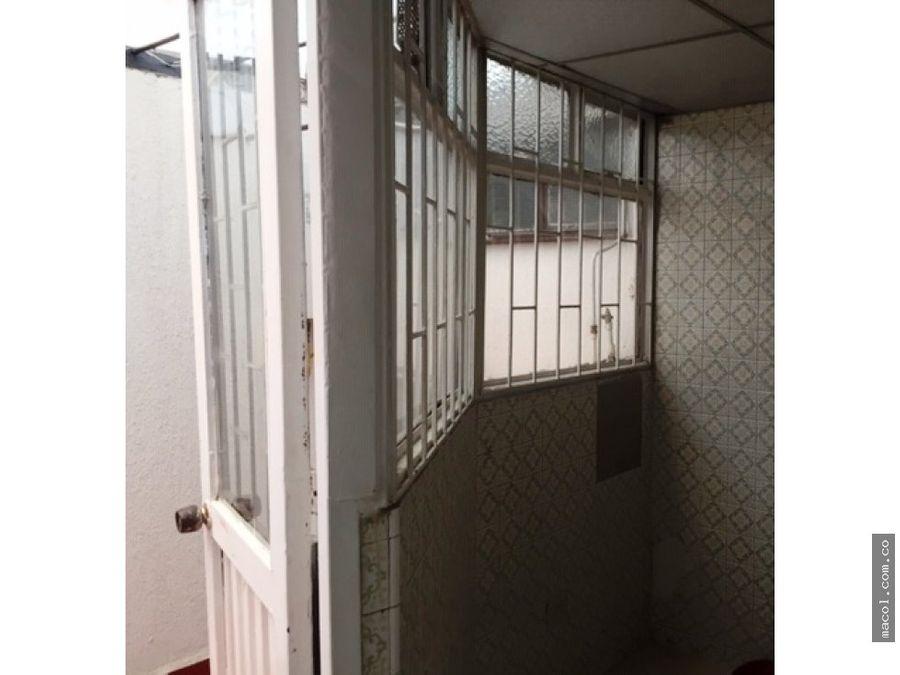 apartamento en santa barbara para remodelar