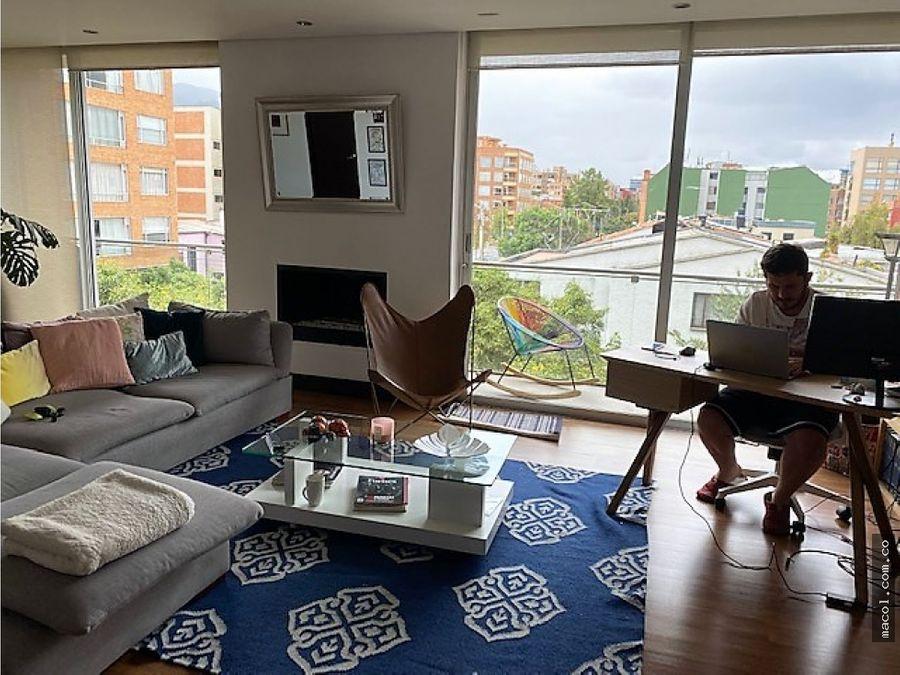 vendo excelente apartamento en santa paula