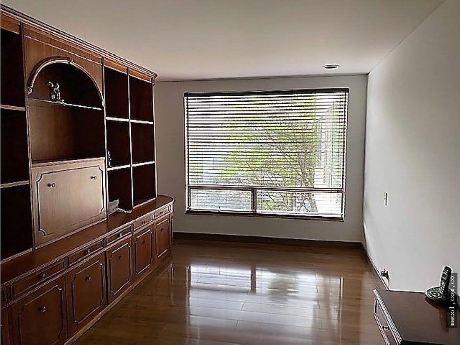 vendo apartamento en la cabrera