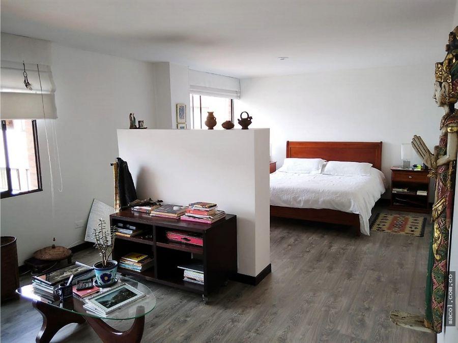 vendo apartamento en la cabrera virrey