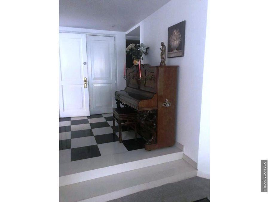 arriendo excelente apartamento en la cabrera