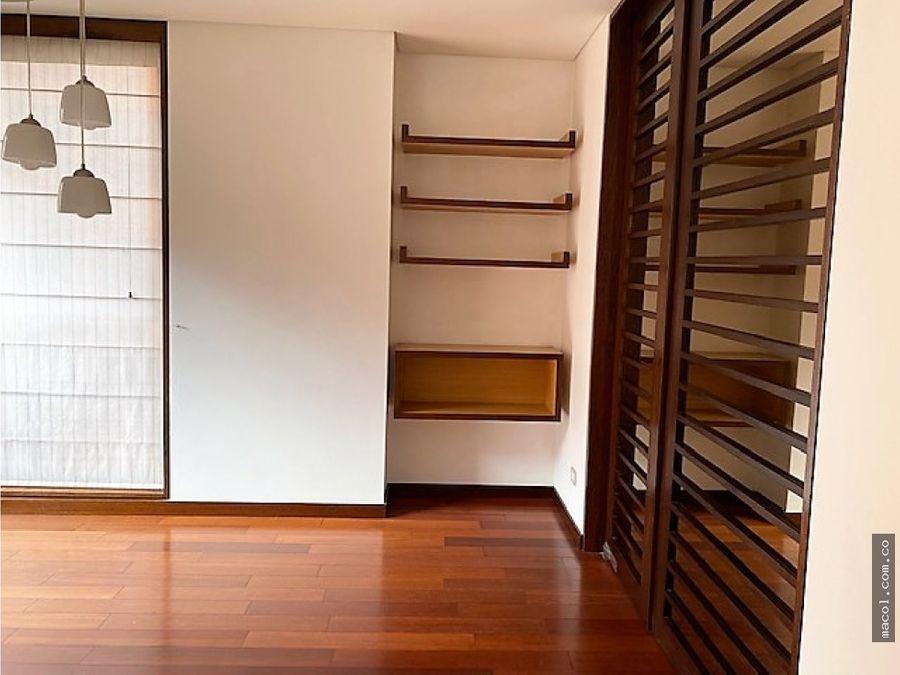 arriendo lindo apartamento en la cabrera