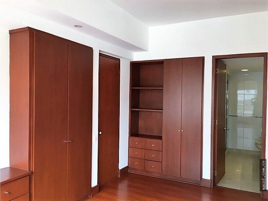 arriendo excelente apartamento en chico virrey