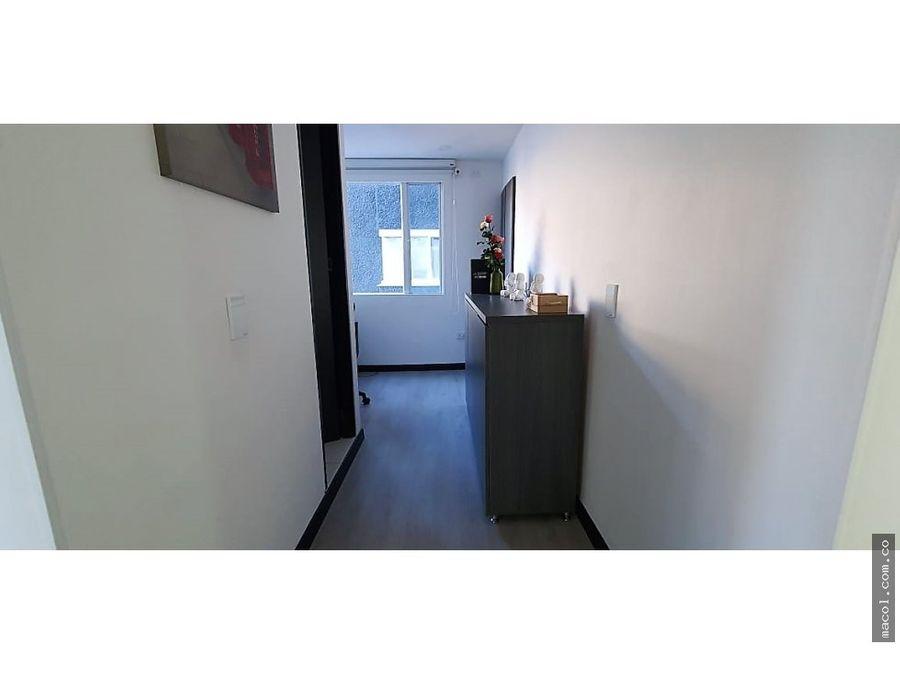 vendo apartamento completamente remodelado en la cabrera