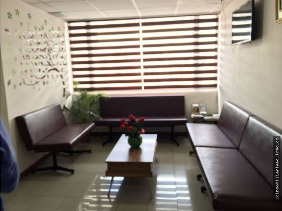 jc vende consultorio sector clinica pasteur