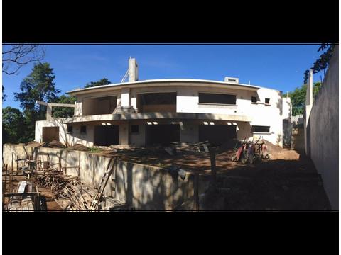 casa en construccion condominio casa y campoc1