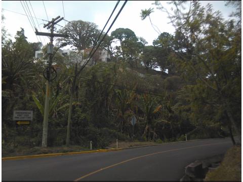 terreno cercano a bosques de muxbal c1