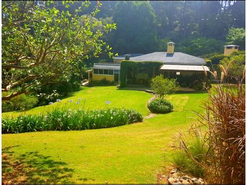 venta casa con bosque y jardin espectacular ces
