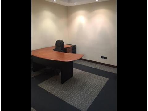 oficina amueblada en renta zona 10