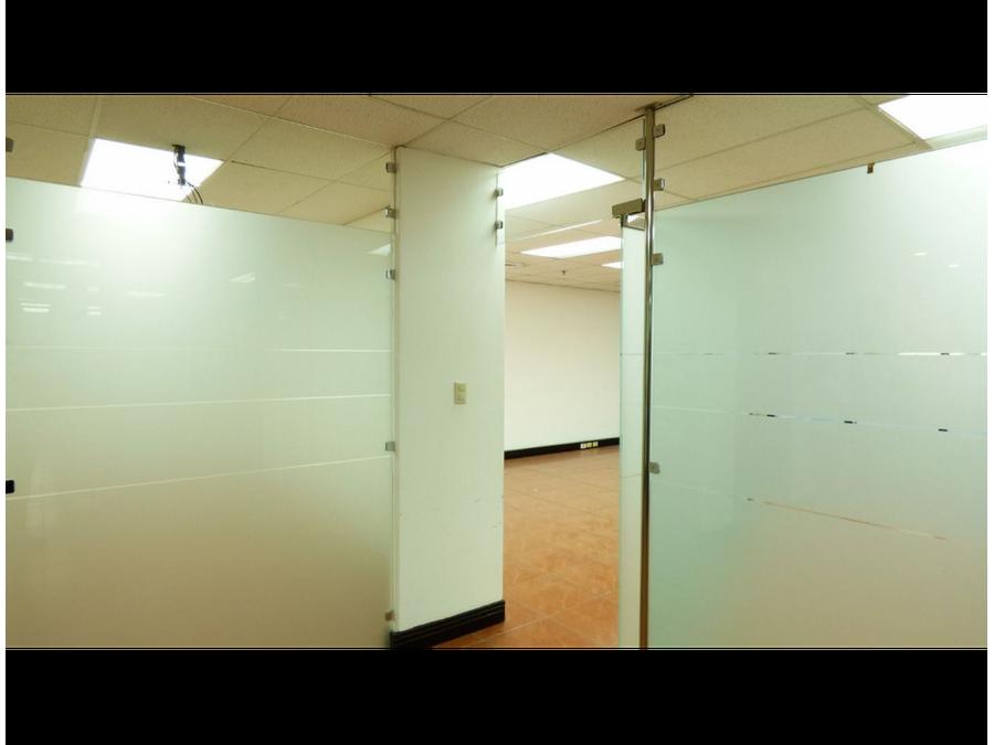 oficina corporativa en paseo colon san jose