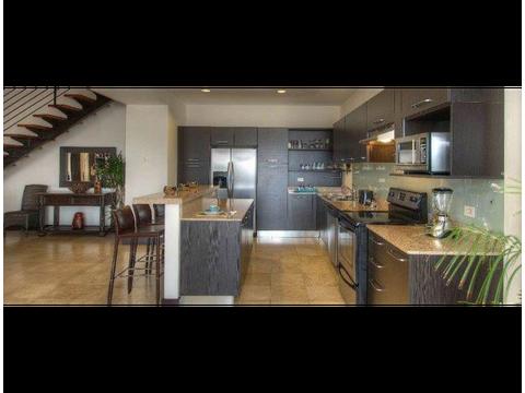 apartamento moderno sin amueblar en pisos intermedios