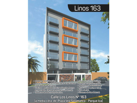 recidencial los linos salamanca construccion