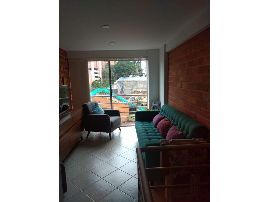 apartamento en medellin poblado la aaguacatala