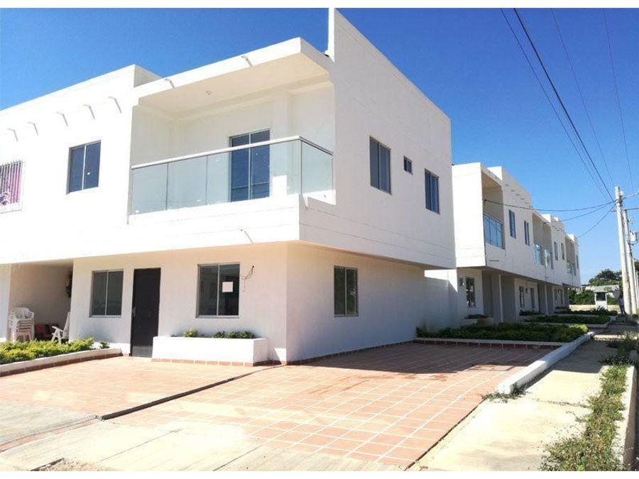 santa ana urbanizacion casas en venta en turbaco