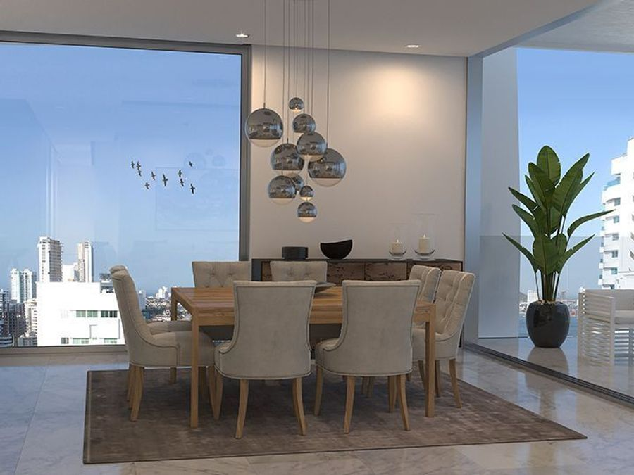 new york luxury tower apartamentos en cartagena castillogrande
