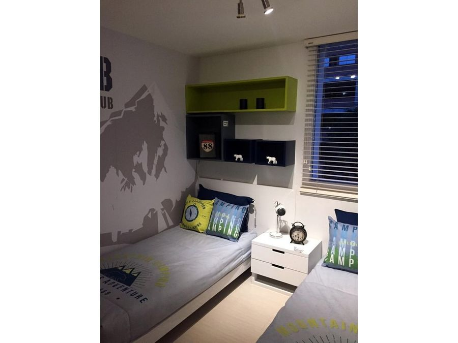 apartamento sobre planos en olivo suramerica