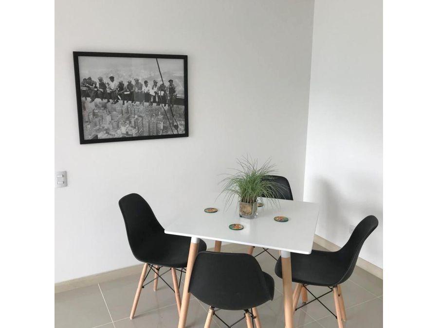 apartamento amoblado en sabaneta