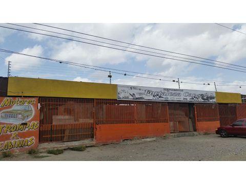 en venta galpon industrial barquisimeto rah 20 20950
