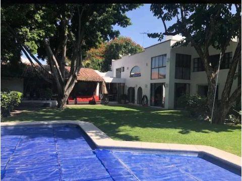 bellisima residencia en fraccionamiento tamoanchan