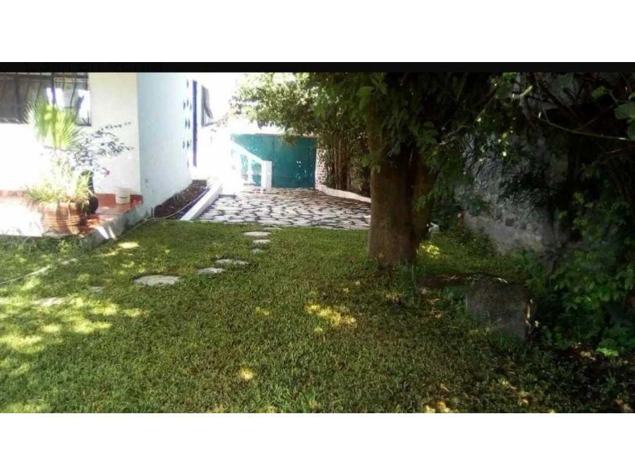 casa en fraccionamiento real del puente xochitepec