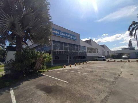 galpon industrial en alquiler barquisimeto rah 20 8272