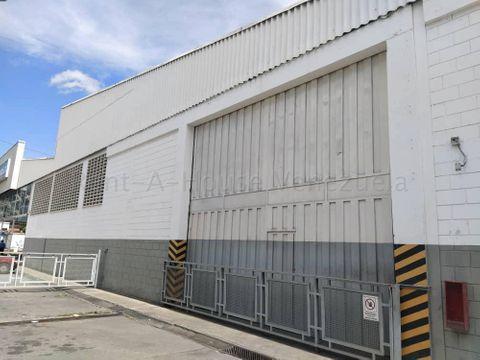 galpon industrial en alquiler barquisimeto rah 20 8291