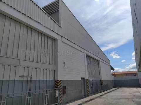 galpon industrial en alquiler barquisimeto rah 20 8299