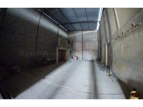 galpon industrial en alquiler barquisimeto rah 20 20981