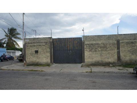 galpon industrial en alquiler barquisimeto rah 20 20605