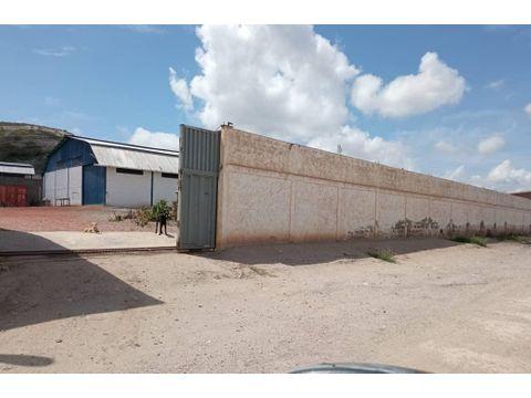 galpon industrial en venta barquisimeto rah 20 23510