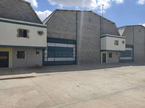 galpon industrial en venta barquisimeto rah 20 24213