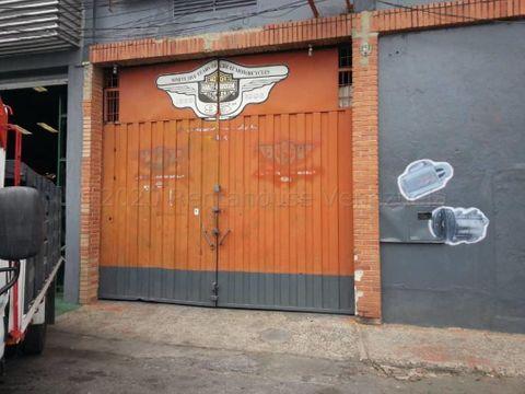 galpon industrial en alquiler barquisimeto rah 20 24242