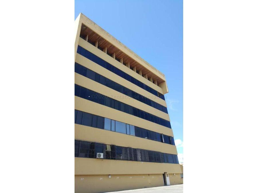 oficina en alquiler barquisimeto rah 20 24253