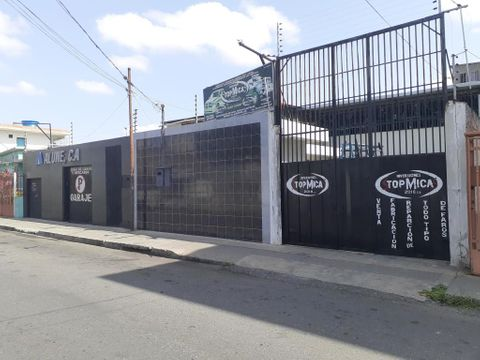 galpon industrial en venta barquisimeto rah 21 434