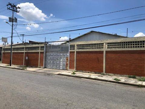 galpon industrial en alquiler barquisimeto rah 20 5817