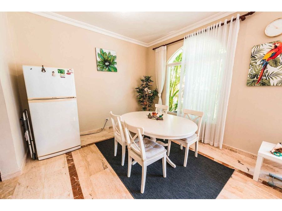 hermoso apartamento de 2 hab en primer piso