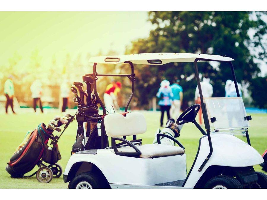 apartamento nuevo de 2 hab y vista al campo de golf