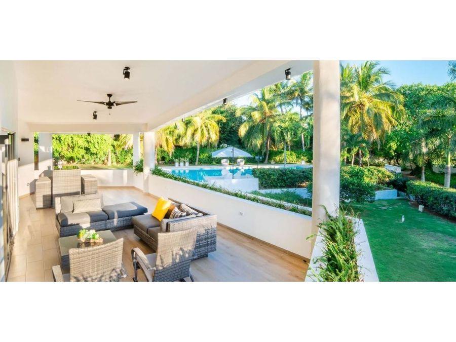 villa de 6 hab ultramoderna y grande con vistas al mar