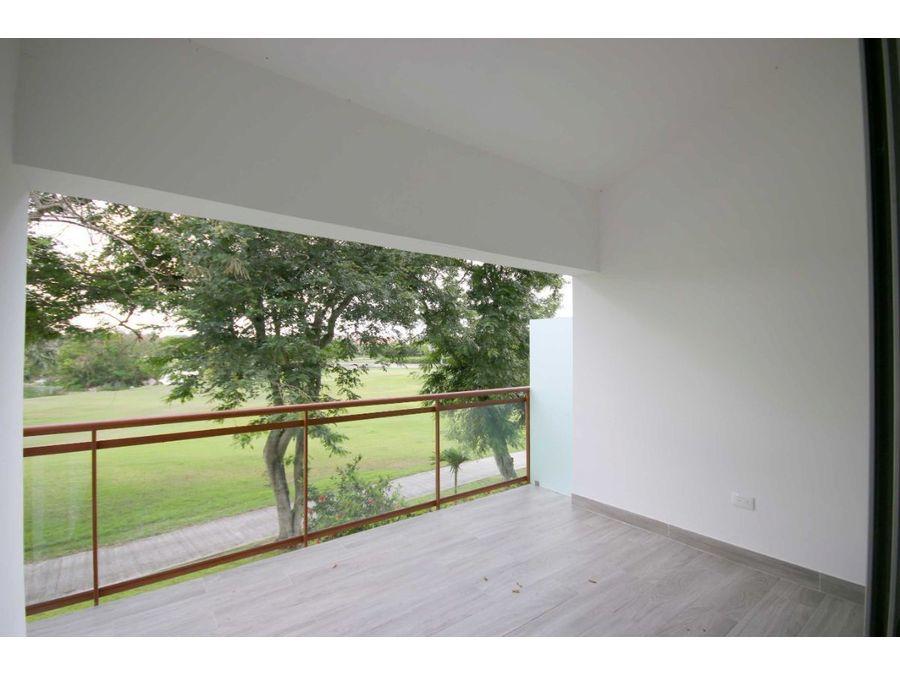 nuevo apartamento de 2 dormitorios con vistas al campo golf