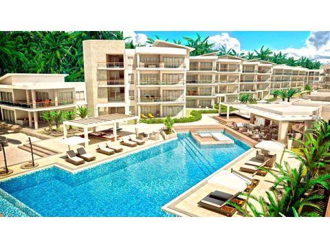 nuevo apartamento de 2 hab en la primera linea con su propia playa