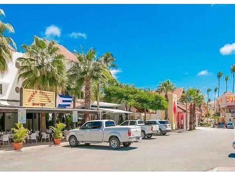 locales comerciales en el centro de la zona turistica