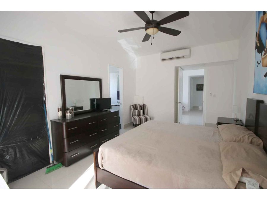 penthouse de 3 dormitorios en palms punta cana village
