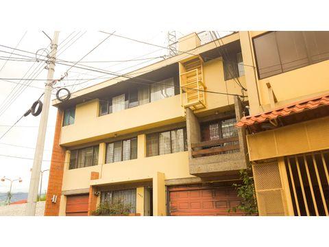 venta de edificio de apartamentos el carmen